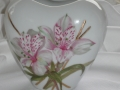 Blütenherz - Vase - 15cm