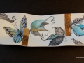 Schmetterling - Schale - 30cm