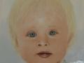 Bildplatte - 20cm - Portrait Vicky